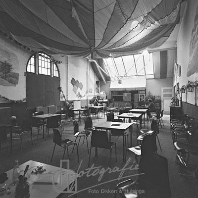 Huis van Bewaring personeelskantine 1983