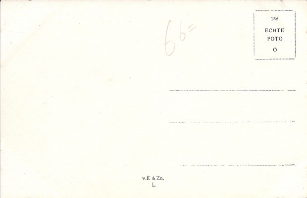 Ansichtkaart Gevangenis Leeuwarden A0125-b