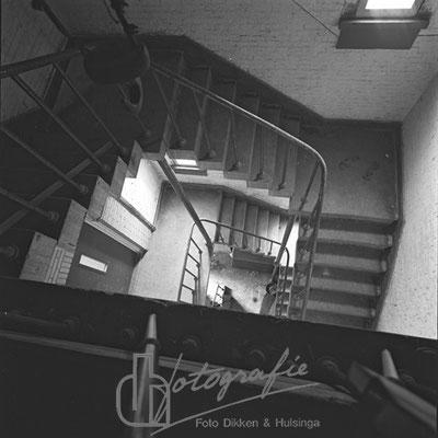 Huis van Bewaring 2e poort 1983