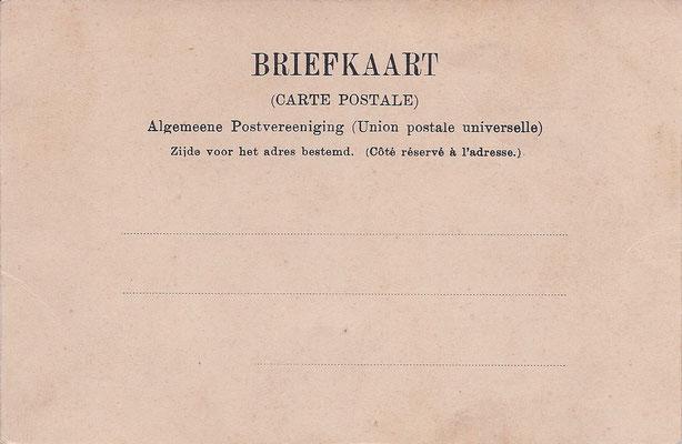 Ansichtkaart Gevangenis Leeuwarden A0006-b