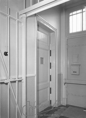Huis van Bewaring portiersloge 1962