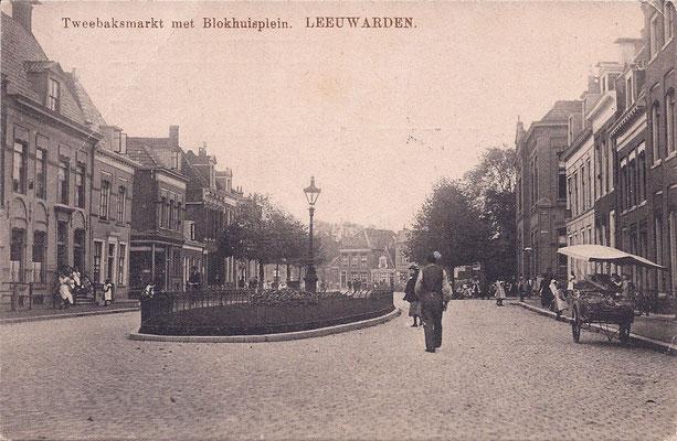 Ansichtkaart Gevangenis Leeuwarden A0086-a