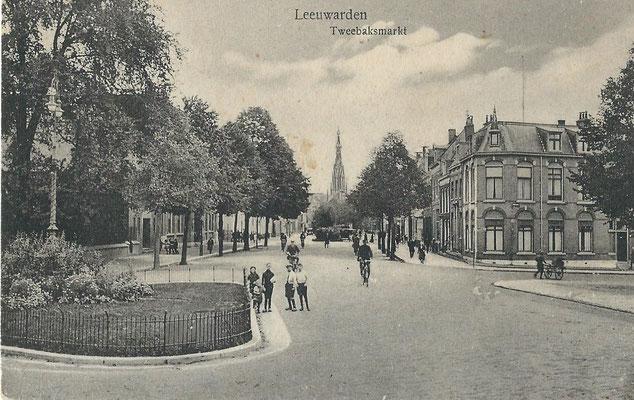 Ansichtkaart Gevangenis Leeuwarden A0161-a