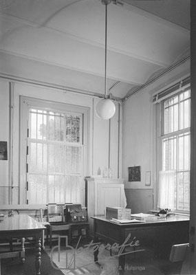 Huis van Bewaring kantoor 1962