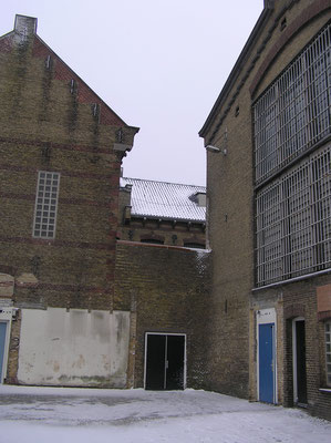 Verbouwing Blokhuispoort jan 2016