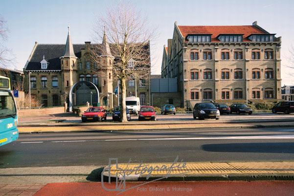 Blokhuisplein Huis van Bewaring 2007