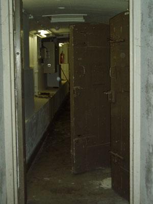 Bunker strafcel DeBlokhuispoort