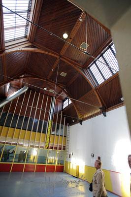 Huis van Bewaring recreatiezalen kapel 2008