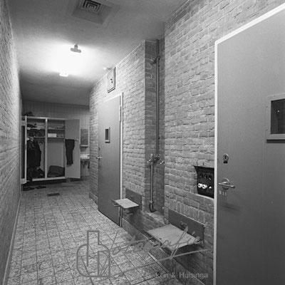 Huis van Bewaring strafcellen B vleugel 1983