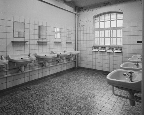 Huis van Bewaring wasruimte 1983