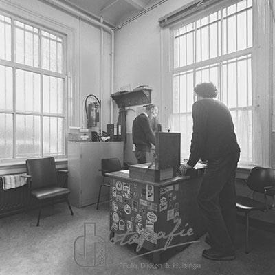 Huis van Bewaring portiesloge 1983