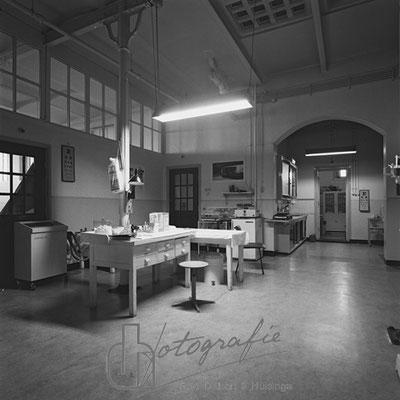 Huis van Bewaring medisch centrum 1983