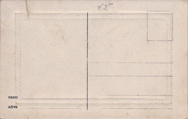 Ansichtkaart Gevangenis Leeuwarden A0121-b