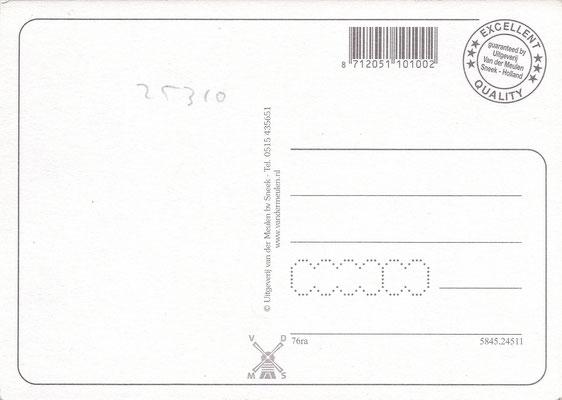 Ansichtkaart Gevangenis Leeuwarden A0095-b