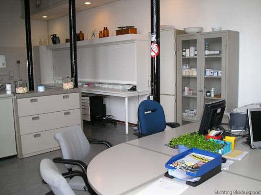 Medische dienst Huis van Bewaring Leeuwarden