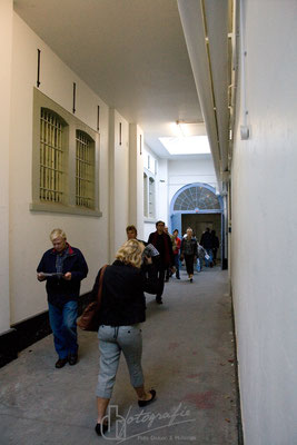 Huis van Bewaring alcovengebouw 2008