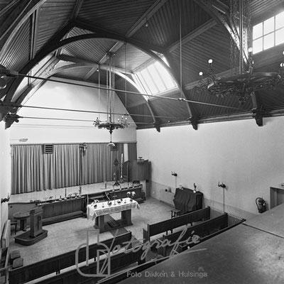 Huis van Bewaring kapel 1983