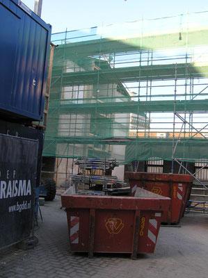 Verbouwing Blokhuispoort november 2016