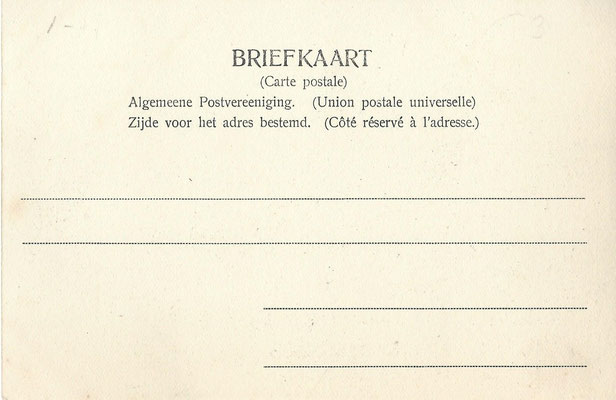 Ansichtkaart Gevangenis Leeuwarden A0159-b