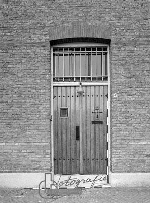 Huis van Bewaring ingang Keizersgracht