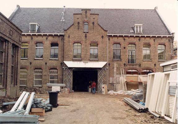 Blokhuispoort verbouwing 1988