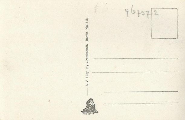 Ansichtkaart Gevangenis Leeuwarden A0150-b