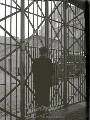 Bijzondere Strafgevangenis 1e poort 1955