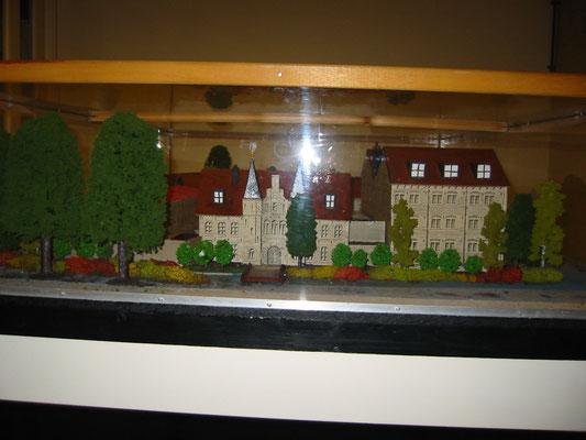 """1984 -2007 Maquette """"DeBlokhuisPoort"""""""