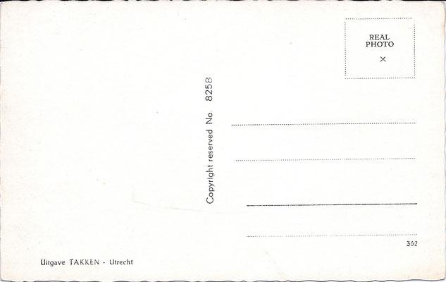 Ansichtkaart Gevangenis Leeuwarden A0031-b