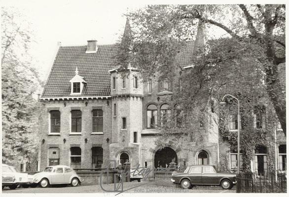 Blokhuisplein Huis van Bewaring 1960