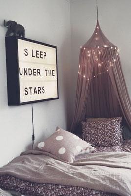 Pour sa chambre à elle, si on créait une ambiance princesse sans tomber dans l'excès ?