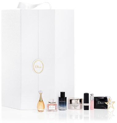 Le luxueux Calendrier de l'Avent 2018 par Dior ~ Packaging et aperçu des produits