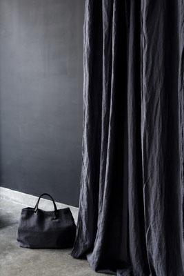 Rideaux et sac à main en cuir - Pinterest La Déco d'Hélo