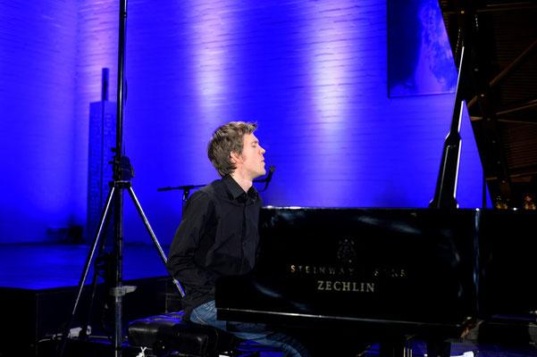 Eröffnungskonzert PianoKirche am 28.02.2015 (Daniel Stickan)