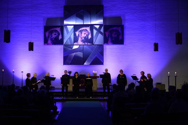 Choralschola Mölln am 09.04.2017
