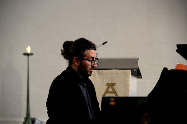 "Bach: ""Die Goldberg-Variationen"" am 06.05.2017 (Kemal Cem Yilmaz)"