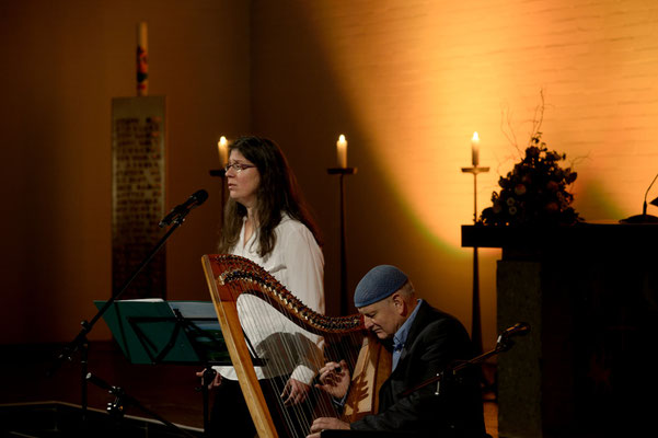 """My Favorite Celtic Songs"" am 28.10.2018 (Bankwitz, Breckheimer)"