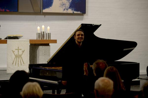 """""""Das ungespielte Konzert"""" am 06.01.2018 (Florian Heinisch)"""