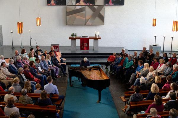 Konzert mit Joachim Goerke am 16.05.2016