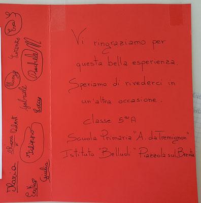Scuola Primaria di Tremignon - Piazzola sul Brenta