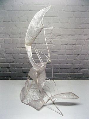 O.T. (Studie) /// 2013 /// 92cm x 65cm x 50cm /// Papier