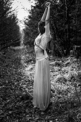 Fotoshooting Stuttgart // Model: Marie-Kristin // Ⓒ sarahstangefotografie