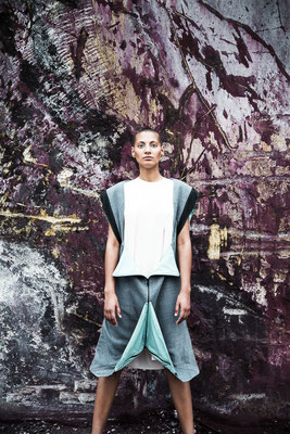 "Fashionshooting // Label: ""Di La Tativ"" Model: Jamie-Lee Wilkes // Ⓒ sarahstangefotografie"
