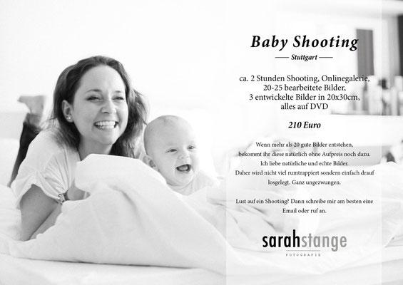 Baby Shooting Sarah Stange