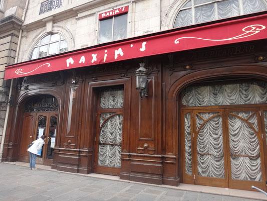 Maxims rue Royale