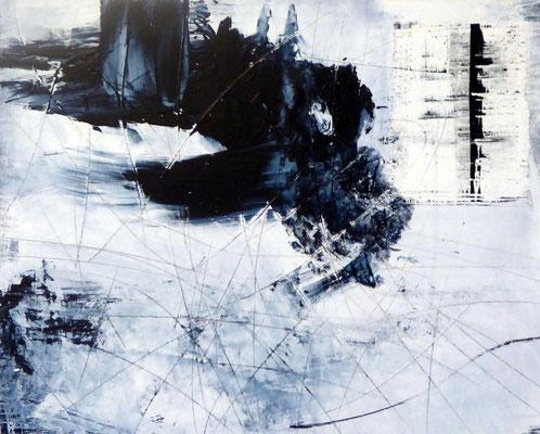 Acryl auf Leinwand, 100 x 120 cm