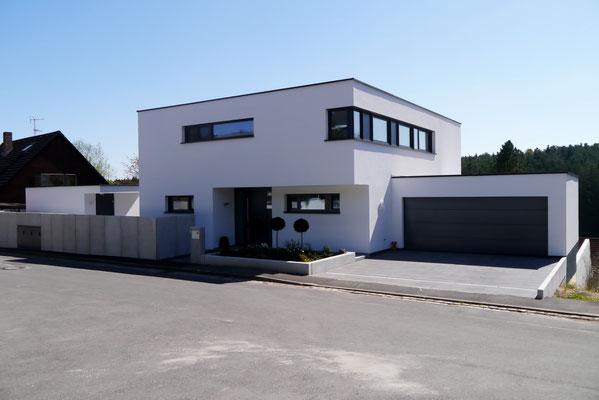 Haus am Hang - Krex Architekten