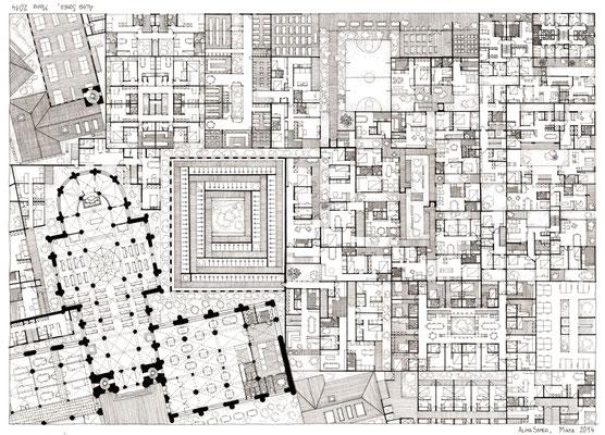 Density. 2013.  50x70cm