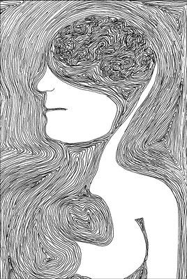 Woman.  2013.  21x30cm