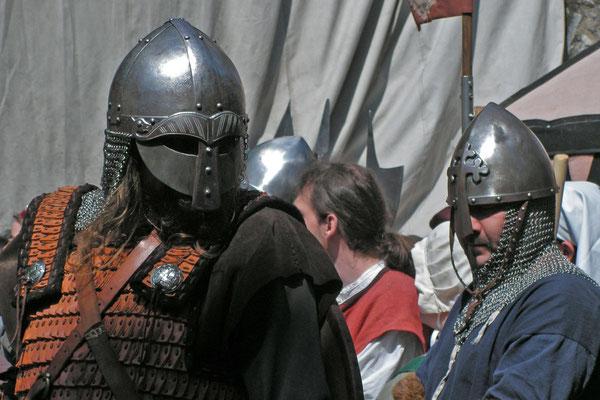 У Ландскроне встречаются разные рыцари...